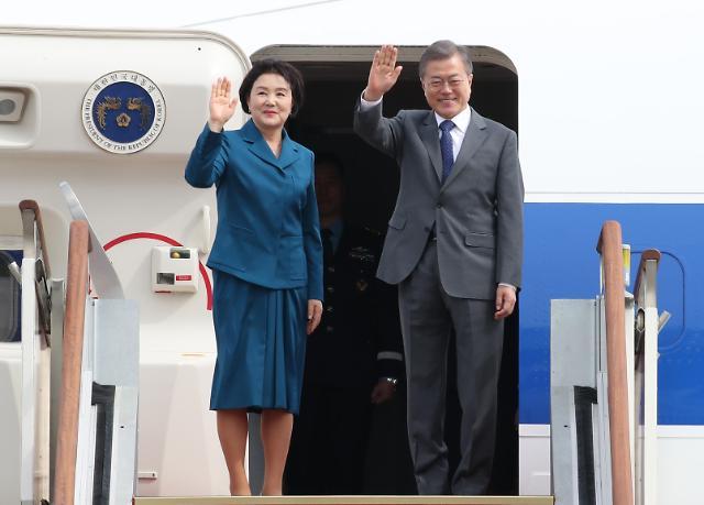 文在寅:拉近韩国与东盟关系共迎亚洲时代