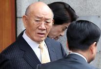 全斗煥元大統領、被告人として法廷に・・・李順子夫人と光州行き
