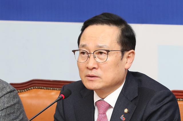 """[전문] 홍영표 """"대기업 내 임금격차 줄여야""""…정규직 노조 결단 촉구"""