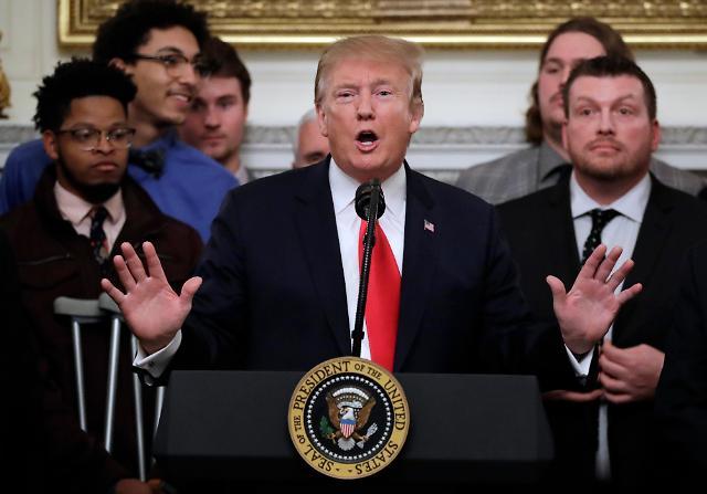 """美 국경장벽 갈등 다시?…트럼프 """"배정예산 6배 늘려 재요청"""""""