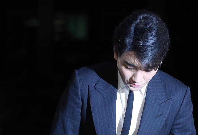 韩多名艺人涉胜利色情招商案接受警方调查