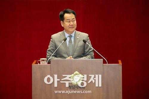 성남시의회 서울 외곽순환도로 명칭 개정 촉구 결의문 통과