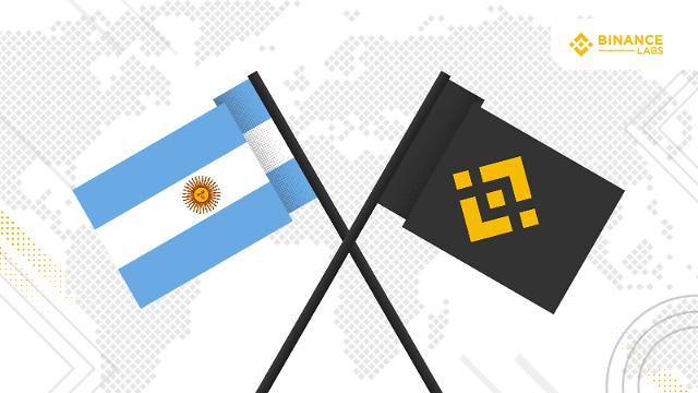 바이낸스, 아르헨티나 정부와 블록체인 기업 육성 협약 체결