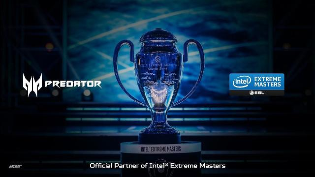 에이서, 세계 최고 권위 게임대회 IEM 글로벌 파트너십 3년 연장 계약