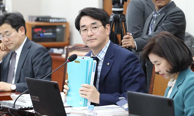 """박용진 """"277개 비리유치원, 103억 교비 부정사용 계속"""""""