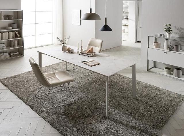 현대리바트, '스와레 세라믹 식탁' 완판 됐다