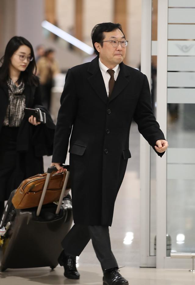 美国驻韩大使到访外交部 为朝美重启对话寻找突破口