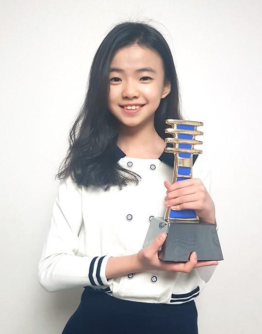 미쓰백 김시아, 이집트영화제서 여우주연상 수상