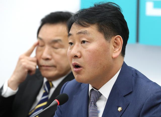 """[전문] 김관영 """"더불어·한국당 자기들 기득권엔 찰떡궁합…일하는 국회 만들어야"""""""