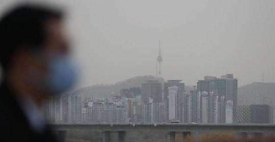 韩国国会通过雾霾入灾法案
