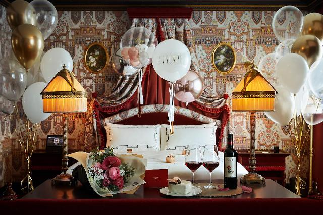 호텔가의 화이트데이 프로모션, 로맨틱한 데이트의 완성