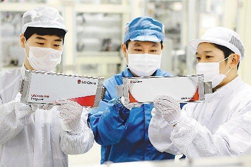 韩电动汽车电池领域人才大受欢迎 外企橄榄枝不断
