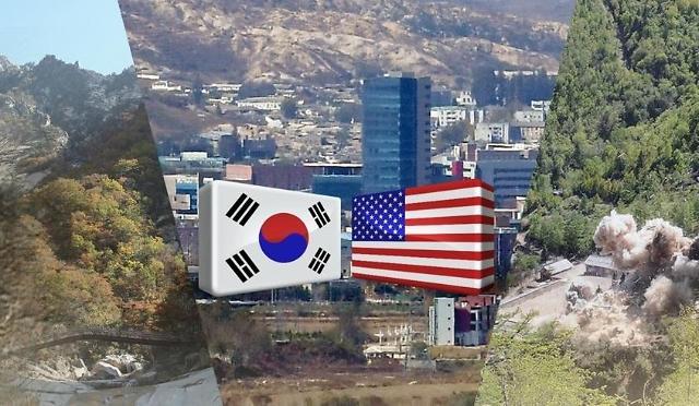 韩国派代表团赴美 协商朝美关系等问题