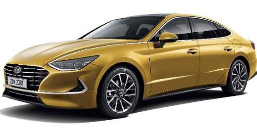 Hyundai Sonata 2020 bắt mắt với thiết kế hoàn toàn mới và sự kết hợp với Bose