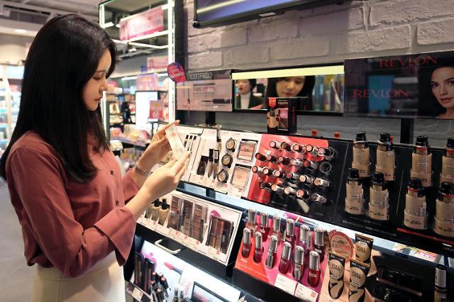 H&B스토어 색조화장품 '불티'…나만의 色 찾는 소비자 늘어