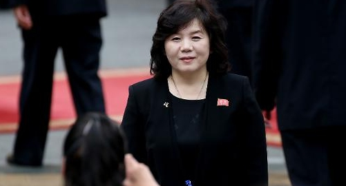 北최선희 북한, 미국에 굴복할 생각 없다...美 비핵화 협상 중단 고려중