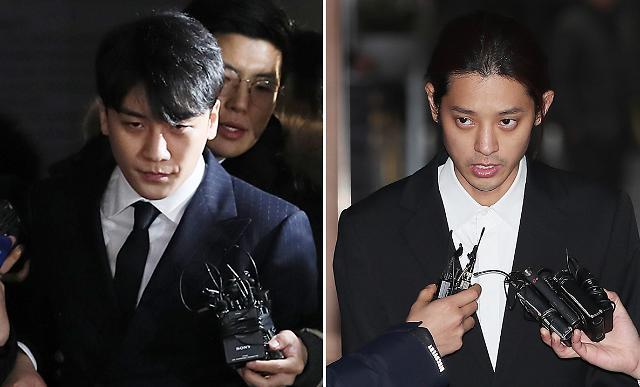 Sex, drug scandal exposes shady sides of K-pops breakneck ascent: Yonhap