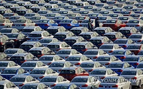 EU 2월 자동차 판매량 전년 比 1.0% 감소...6개월째 내리막길