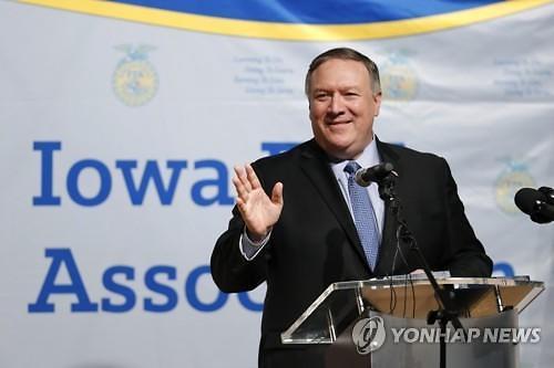 """폼페이오, 北과 협상 지속 기대...""""비핵화는 김정은의 약속"""""""