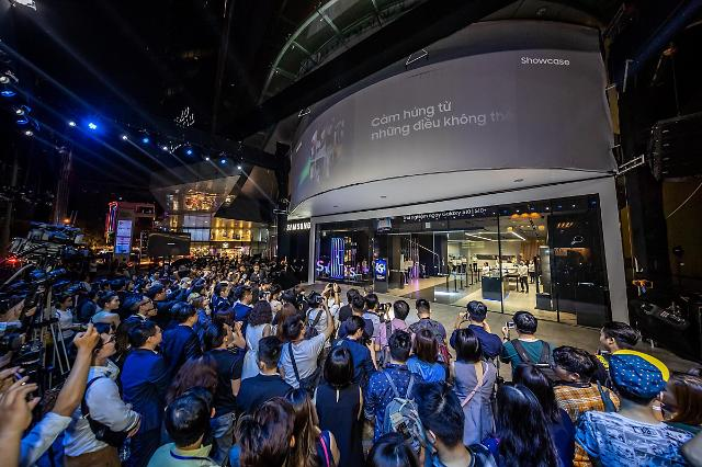 삼성전자, 베트남 호찌민에 동남아 첫 브랜드 체험공간 마련