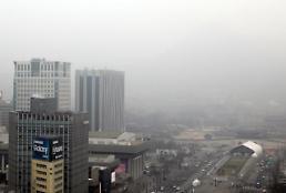 .韩去年因雾霾或损失4万亿韩元.