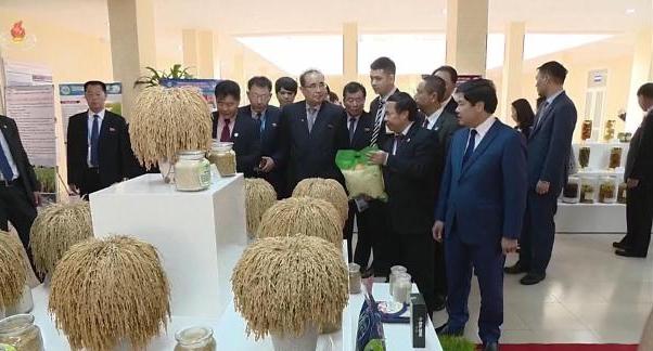 베트남 하노이서 북한 마케팅전 열린다