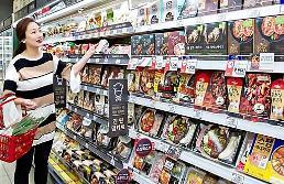 .韩2月六成加工食品价格上涨.