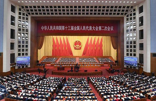 '미·중 무역전쟁' 압도, 2019 중국 양회 분석