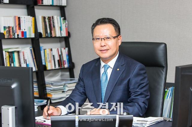 """광주은행 송종욱 행장 인터뷰 """"외풍에 흔들리지 않는 은행으로 키우겠다"""""""