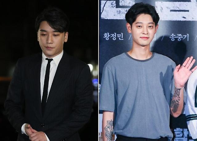 """YG娱乐股总市值吞噬6000亿韩元""""胜利郑俊英门"""""""