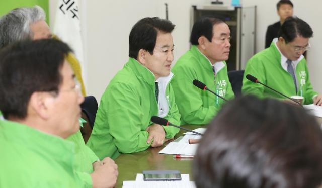 평화당, 선거법 합의안 추인 불발…내일 다시 논의키로
