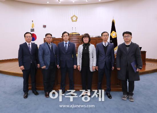 하남시의회 제1회 추가경정예산·조례안 심의