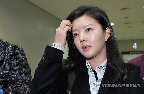 블로거 명예훼손 도도맘 김미나, 1심서 벌금 200만원