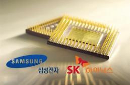 .三星电子与SK海力士一季度营业利润或蒸发6万亿韩元.