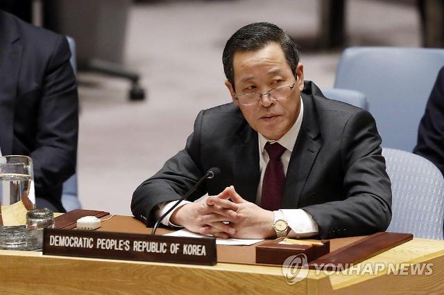 중·러·유엔 북한대사 일시 귀국…대미전략 논의하나