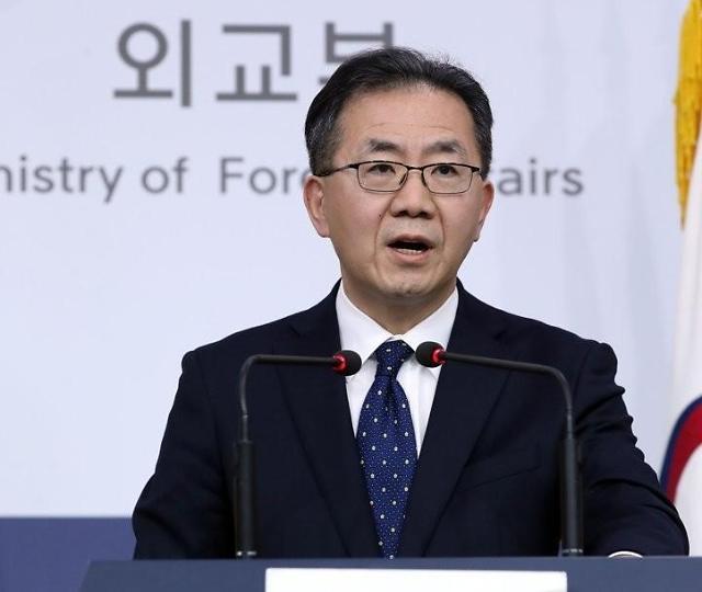 韩外交部:美放宽制裁取决于朝方无核化措施