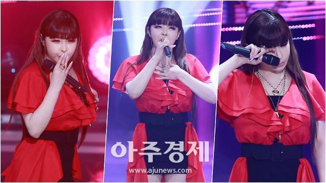 [슬라이드 화보] 8년 만에 솔로로 돌아온 박봄(Park Bom)