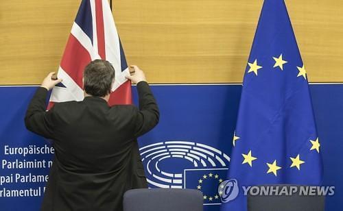 """英 """"EU에 브렉시트 연기 요청할 것""""…""""노 브렉시트 가능성도 ↑"""""""