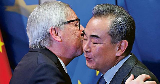 EU 경쟁론에 협력론으로 대응하는 중국