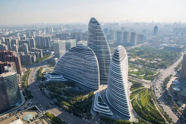 """""""기업들의 무덤?"""" 중국 베이징 한인촌 왕징 풍수지리 논란"""