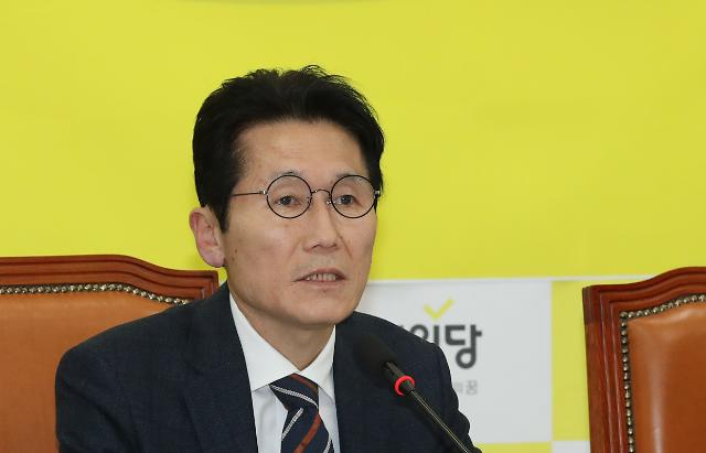 """윤소하 """"나경원 선거제 개혁 반대, 정의당 원내교섭단체 저지 위함인가"""""""