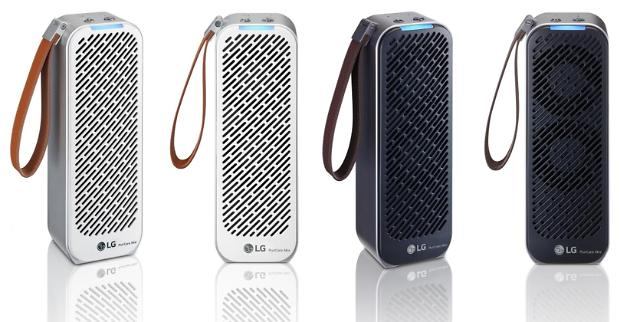 LG可随身携带空气净化器本月上市