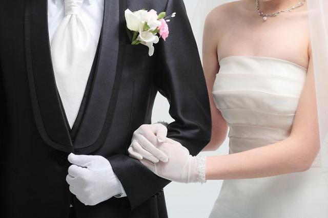 统计:韩2018年跨国婚姻同比增加8.9%