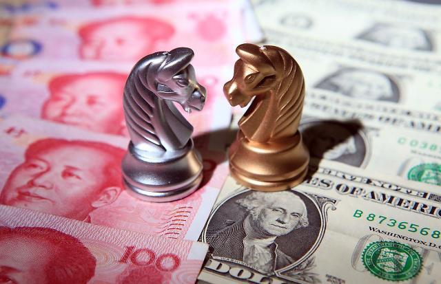 美 기준금리 동결에 위안화 강세… 달러 대비 가치 0.37% 상승
