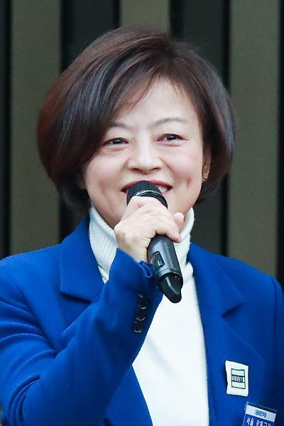 진선미 여가부 장관, 우석대서 특별강연