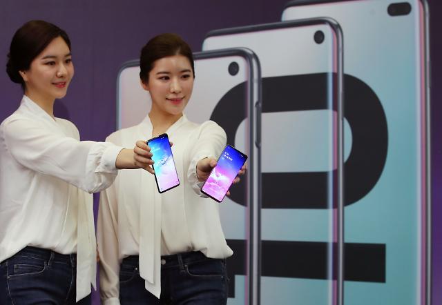 삼성 갤럭시S10 5G 다음달 5일 출시···사전예약 없어