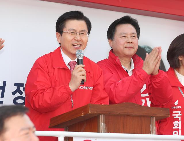 4·3 보궐선거 공식 선거운동 첫날…엇갈린 여야 행보
