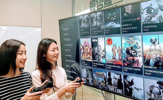 【热点分析】谷歌亚马逊威瑞森之后是LG u+……5G时代游戏串流热潮来袭