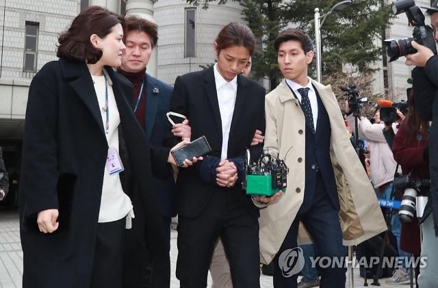 郑俊英被拘留 法院:担心毁灭证据