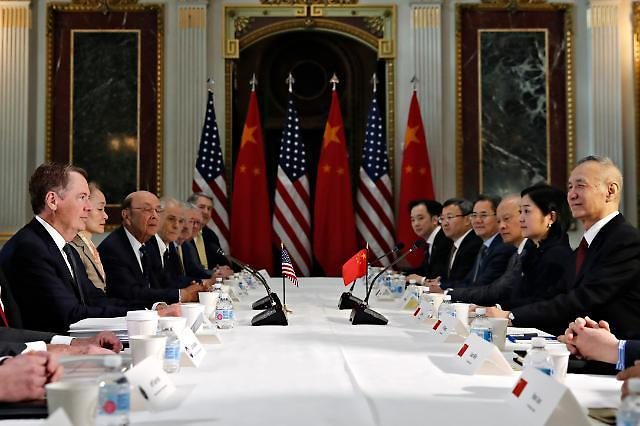 미·중, 베이징·워싱턴 셔틀협상 재개…무역전쟁 향방 갈린다